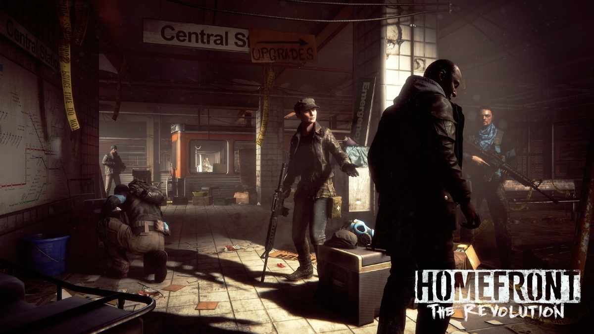 Homefront The Revolution